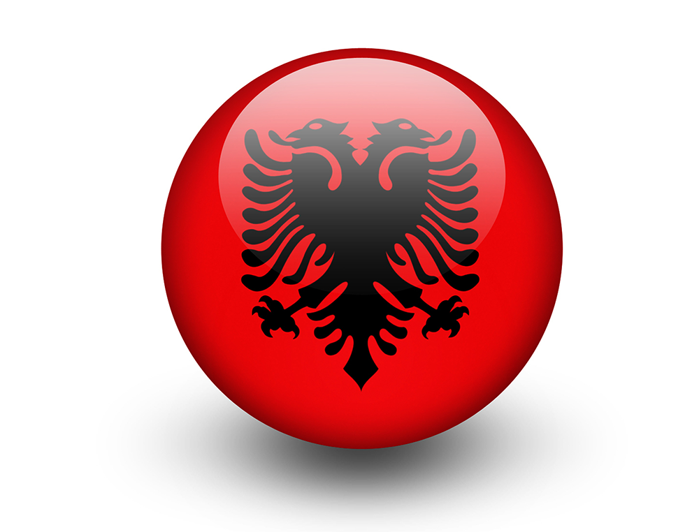 Albania Flag Download