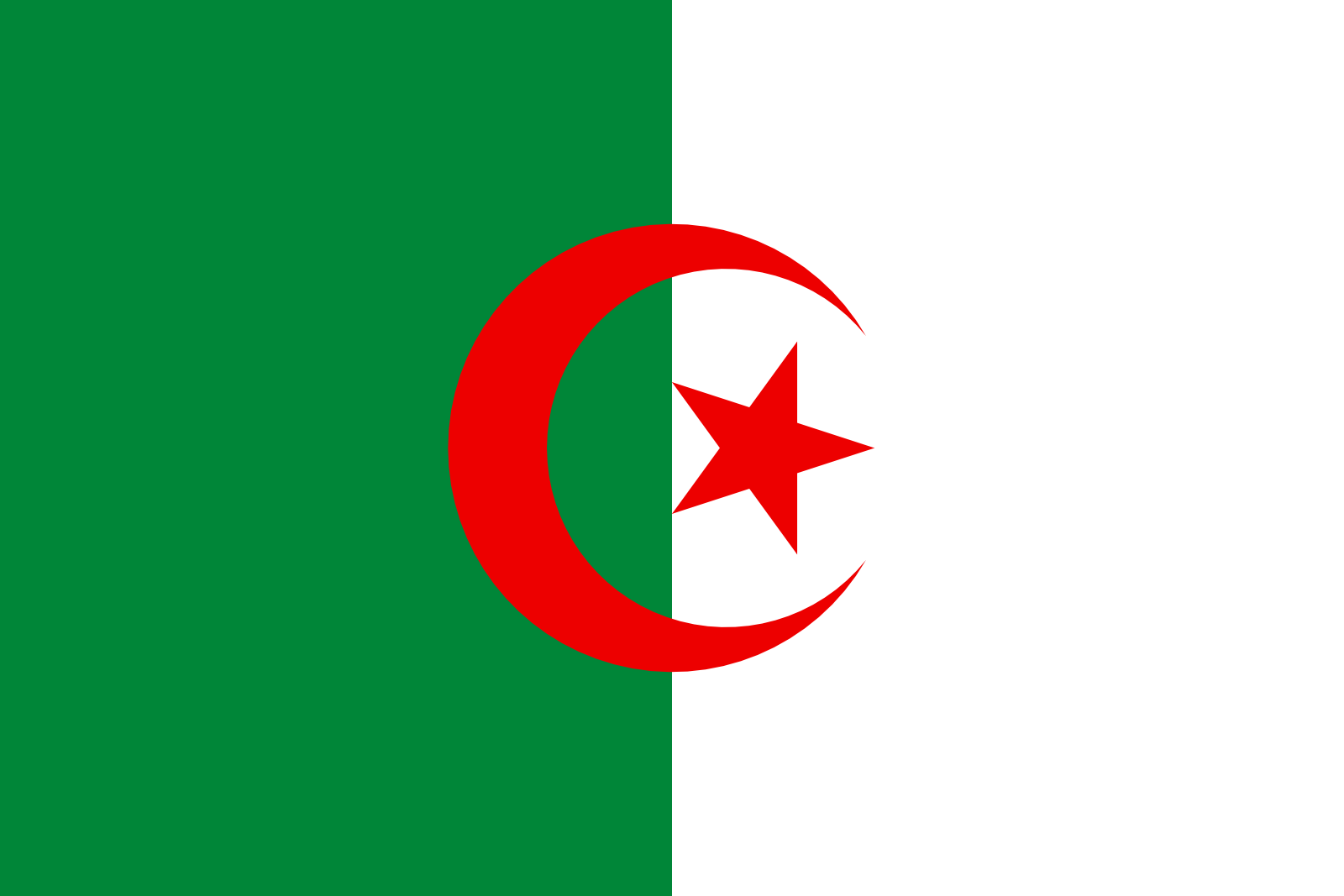 Algeria Flag RankFlags.– Collection of Flags