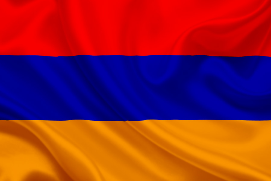 Armenia Flag colors meaning history of Armenia Flag