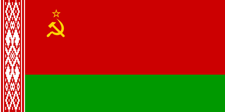 Belarus Flag Colors