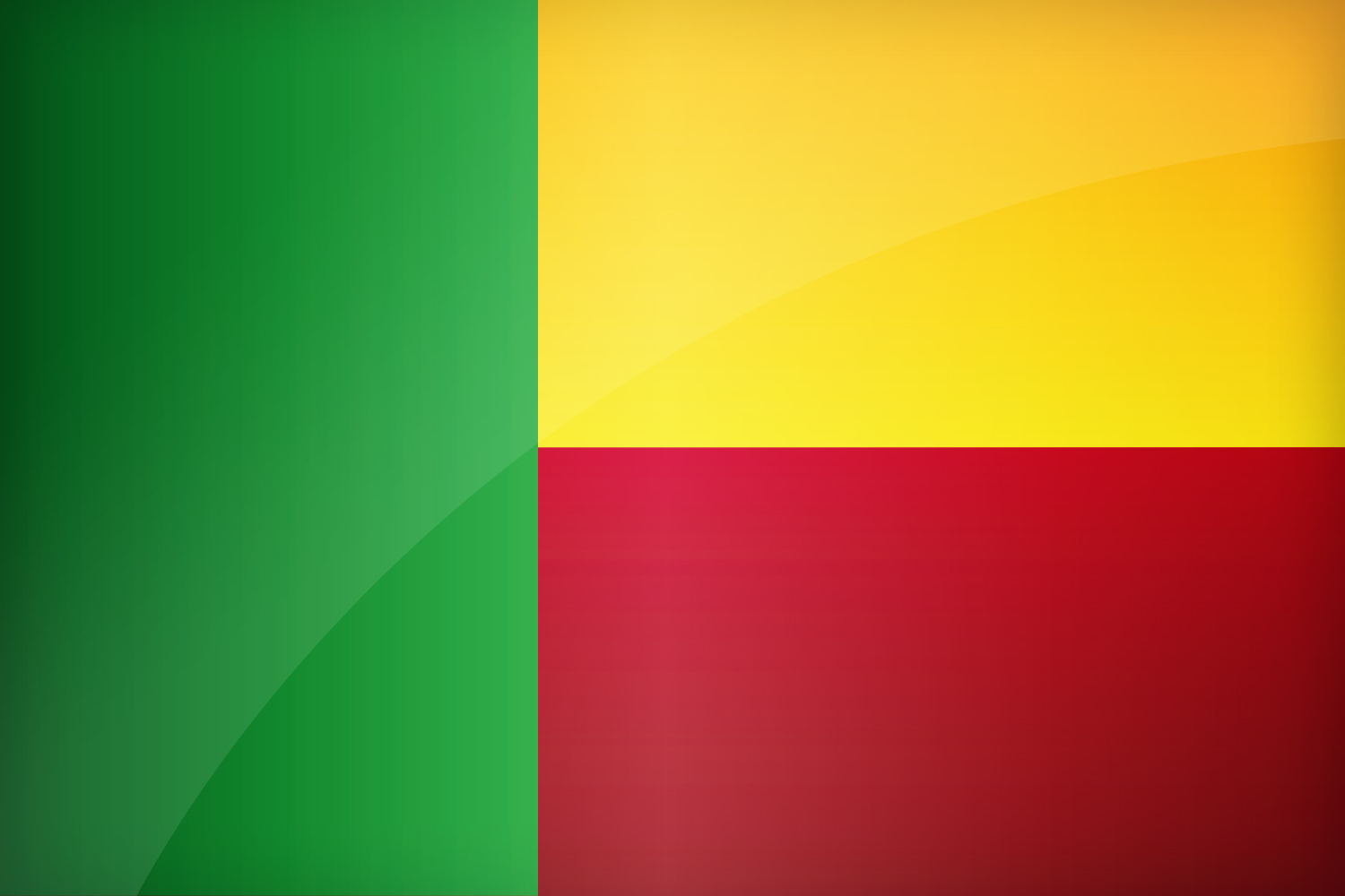 Benin Flag and Description