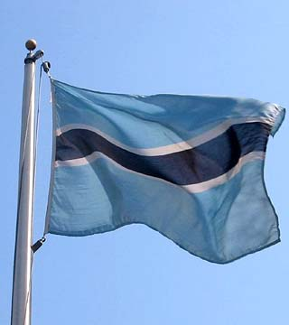 botswana flag.gif (900×598) | Assignments | Pinterest | Flags
