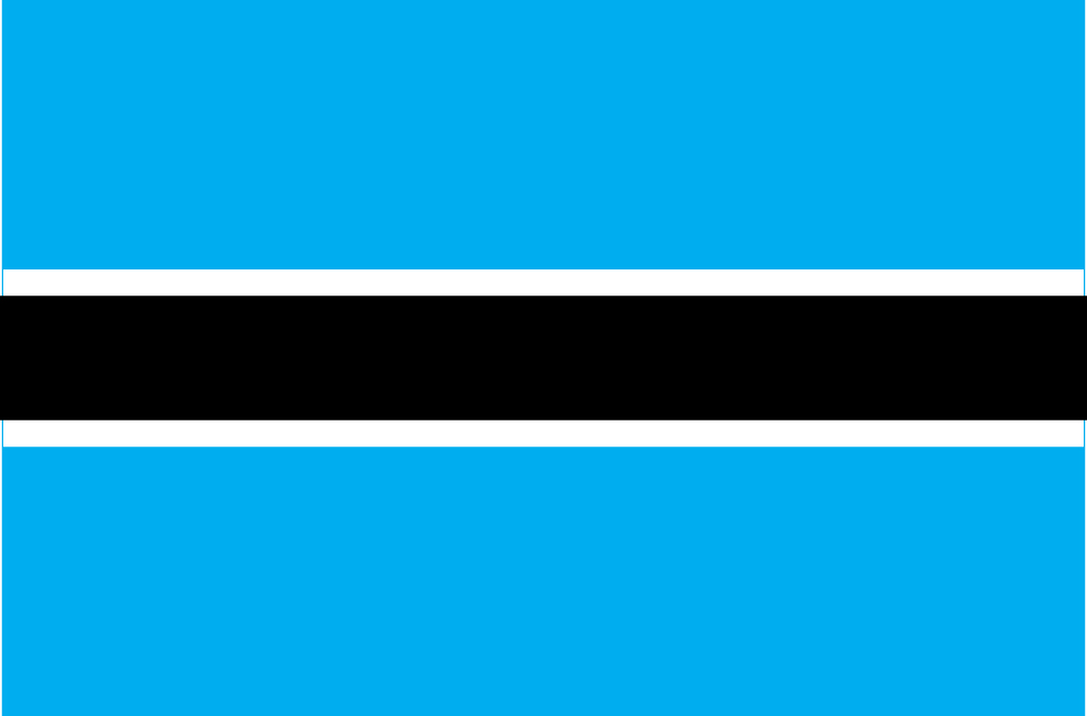 Flag of Botswana Wikipedia