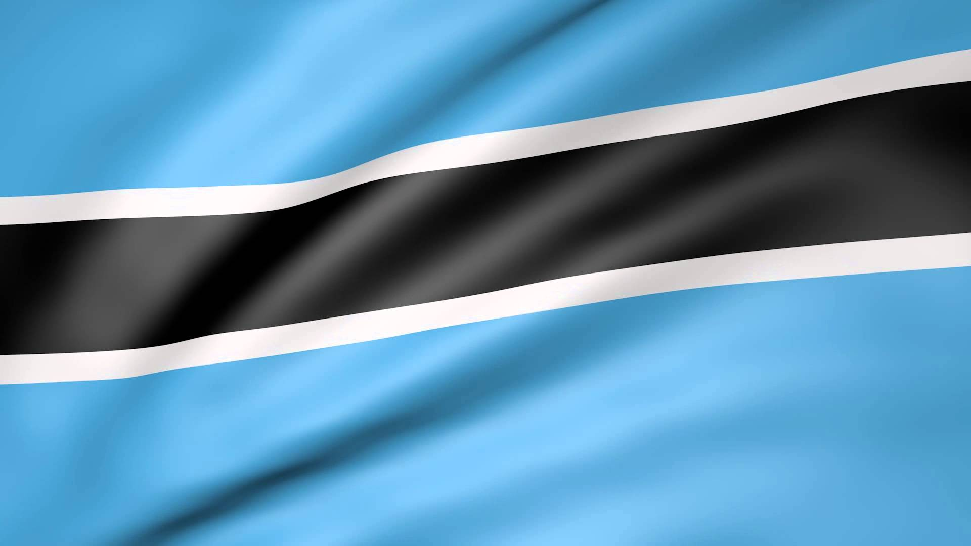 Botswana Flag colors meaning history of Botswana Flag