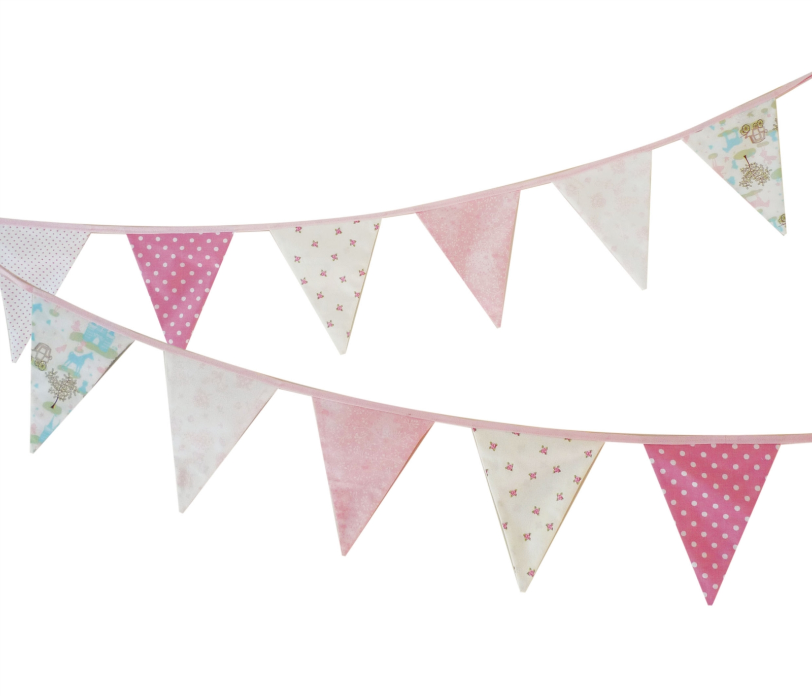 Miss Lovie: Flag Bunting Tutorial and Free Printable Template