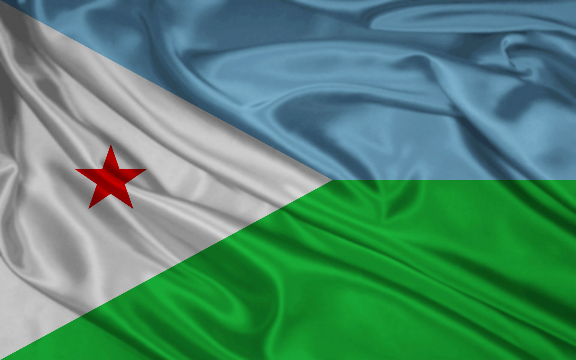 Djibouti Flag and Description