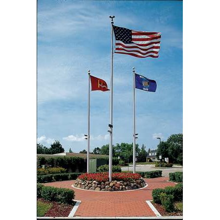 NYLGLO 2140 US Flag, 4x6 Ft, Nylon Walmart.com