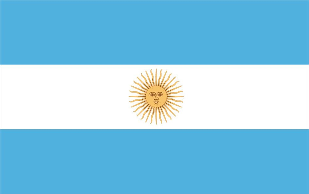 Free Argentina Flag Images: AI, EPS, GIF, , PDF, PNG, and SVG