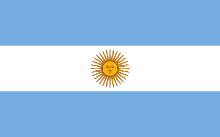Flag of Argentina History of Argentina Flag | don Quijote