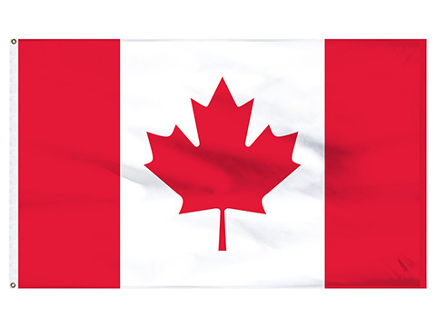 Canadian Flag Proposals (Past, Present and Future)