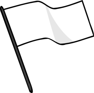 Black And White Flag Clipart Clipart Kid