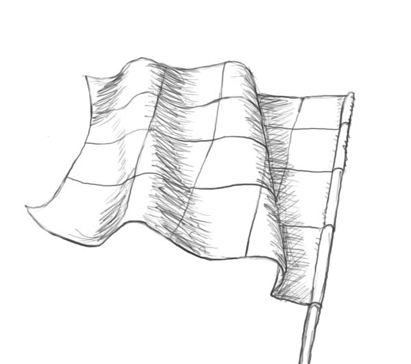 How to Draw a Flag