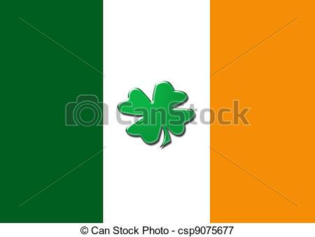 What Flag Is White Green And Orange