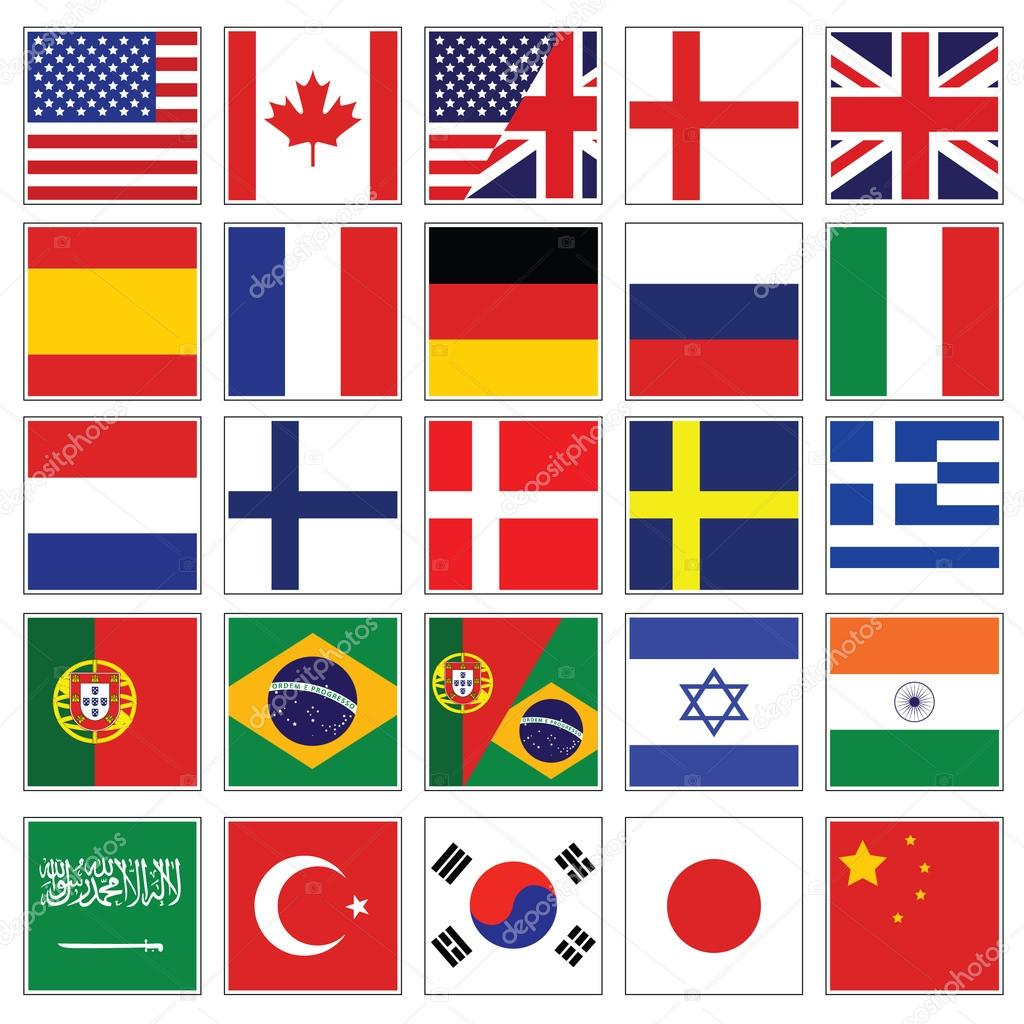 flag language printable flags Flat World Globe Vector Globe Pictures Free Download