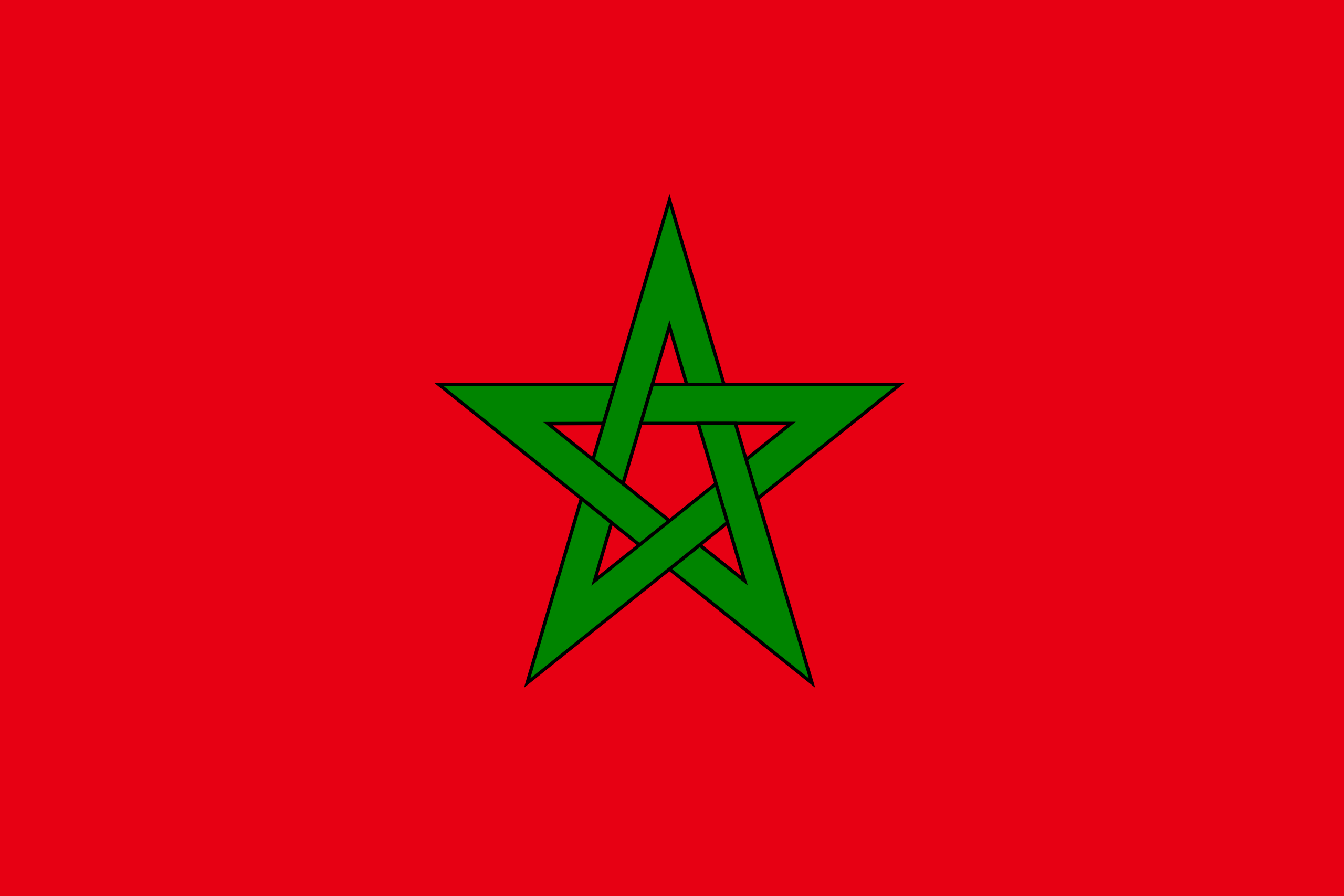 Flag of the Week Morocco | Duke Student Affairs