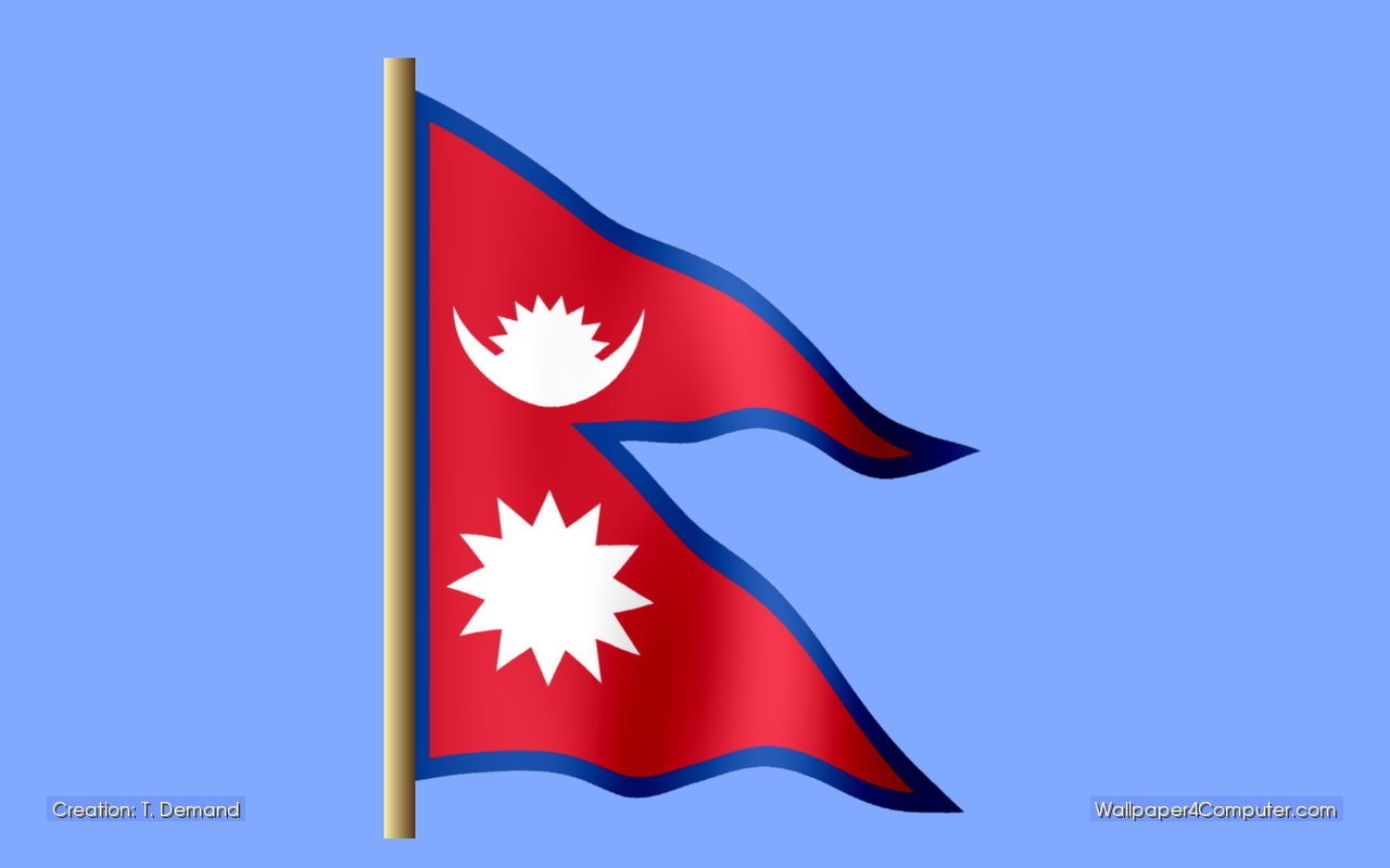 What is the math behind creating a Nepali flag Read more the
