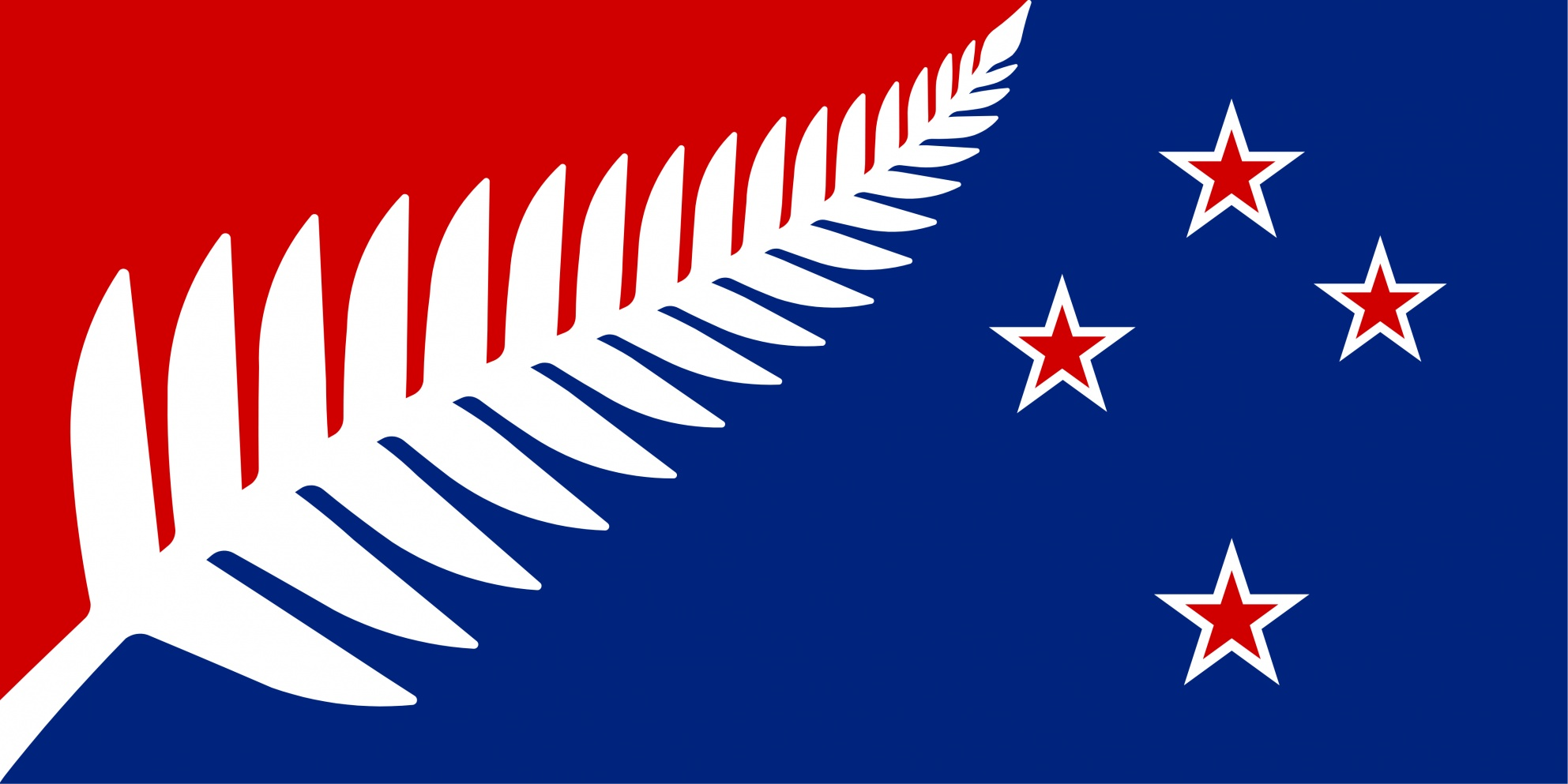 Second Referendum on the New Zealand Flag Final Result