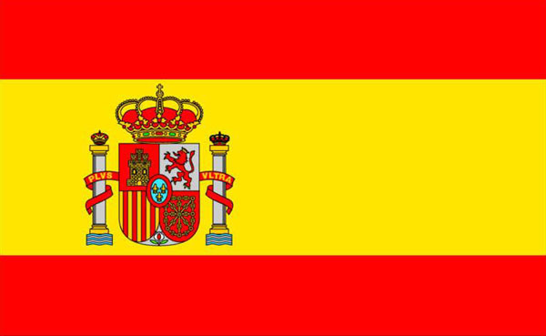 Impeccable image regarding printable spanish flag