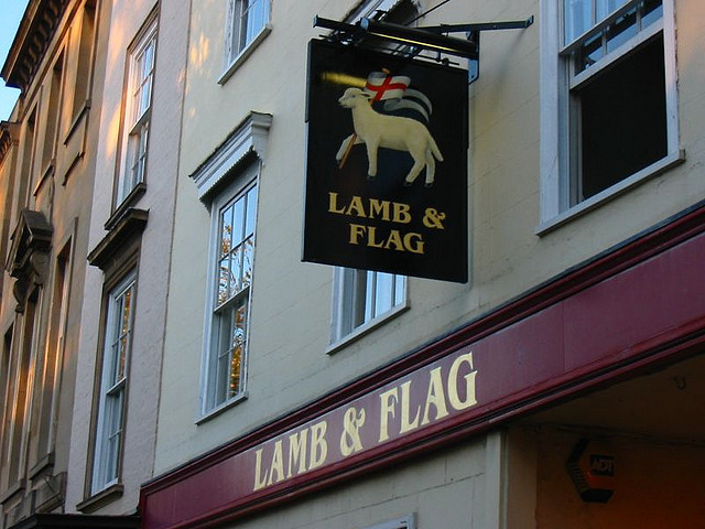 Flag Sign : Katinabags.com