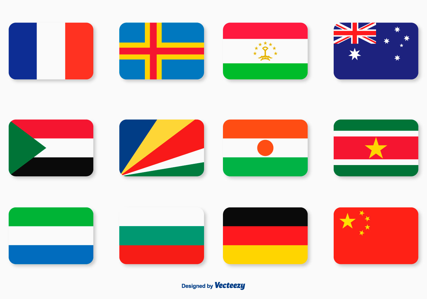 Flag Vector Stock Images, Royalty Free Images & Vectors | Shutterstock