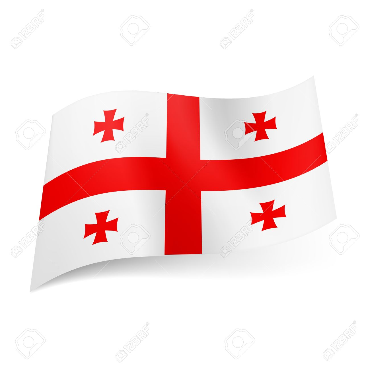 Red Cross Flag, Flag of Red Cross