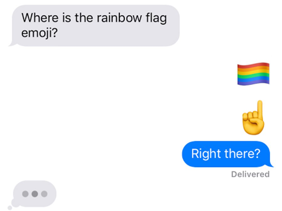 This rainbow emoji text can CRASH your iPhone | Daily Mail Online