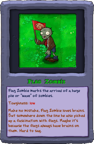 Flag Zombie by epicpoodle on DeviantArt