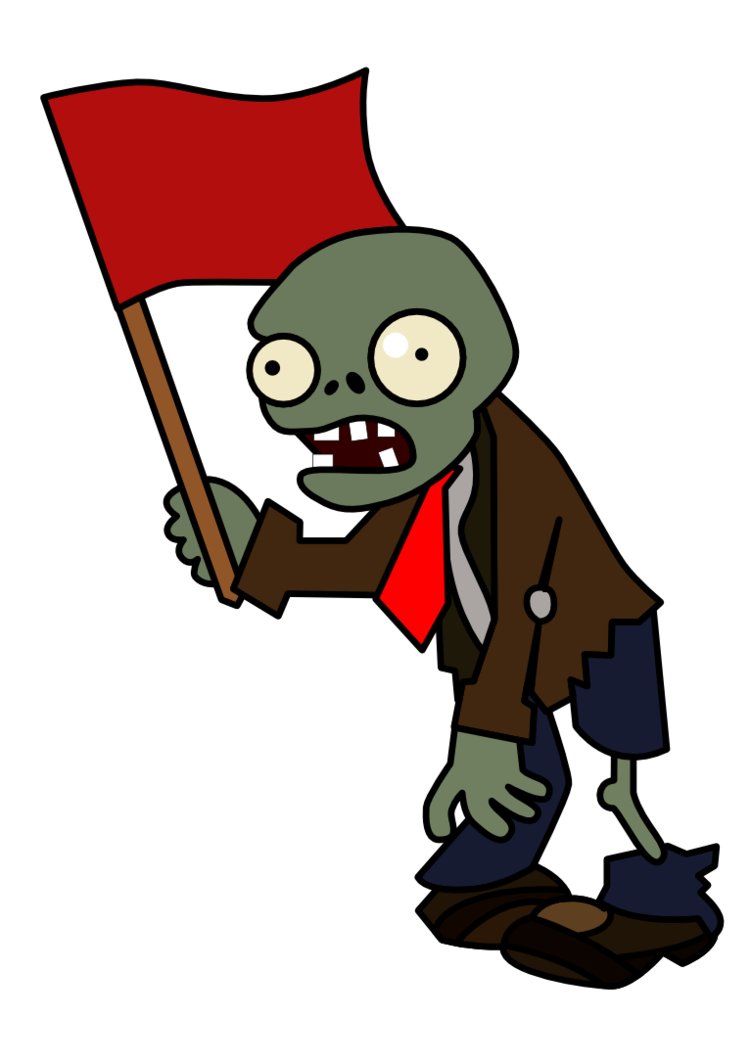 Flag Zombie | Plants vs Zombies 3 Wikia.Wikia | Fandom powered