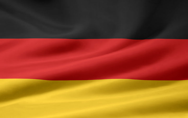 Germany's Flag EnchantedLearning.com