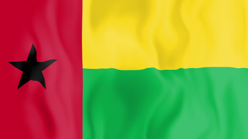 Guinea Bissau Flags from The World Flag Database