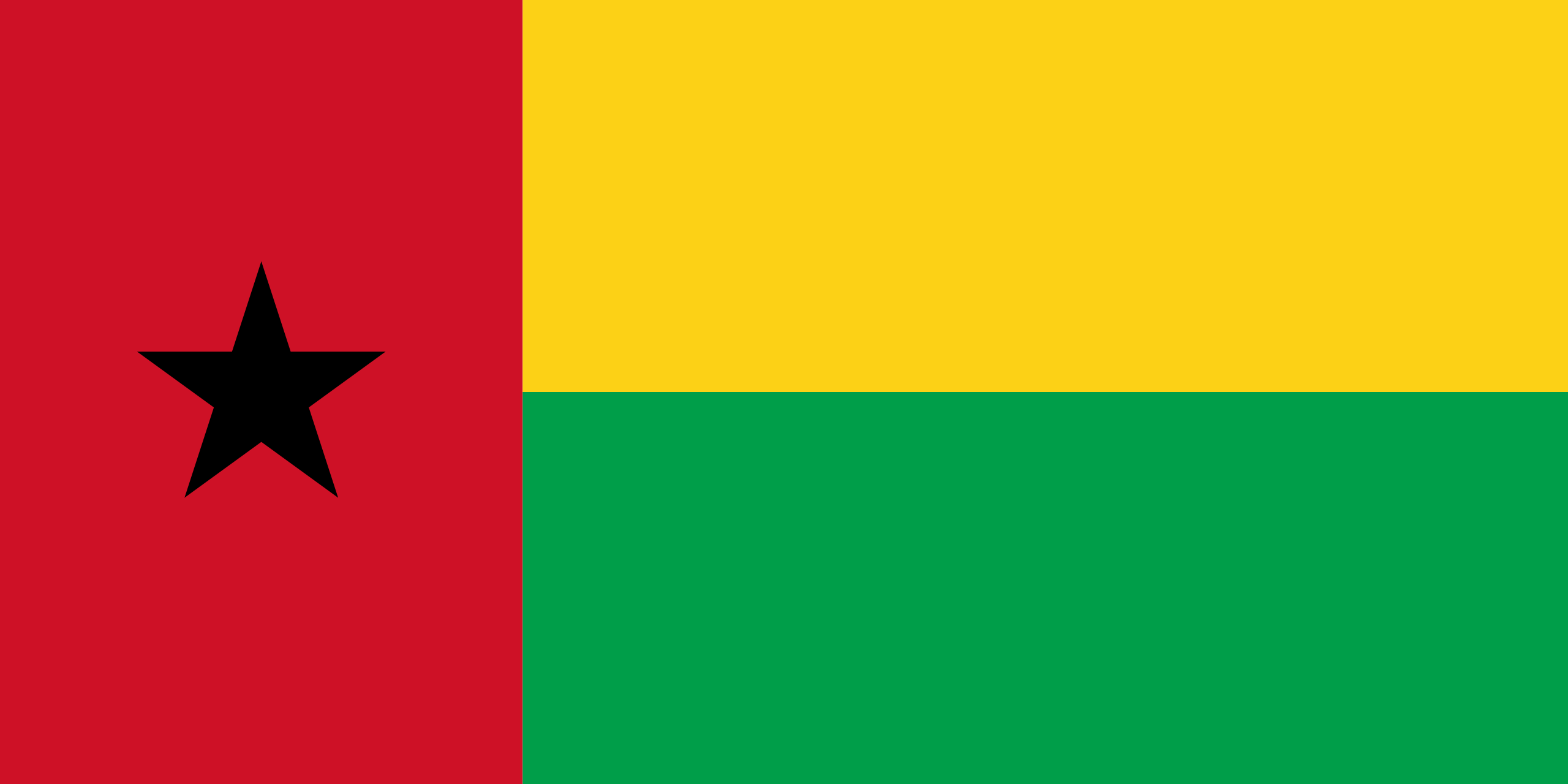 Guinea Bissau Flag and Description