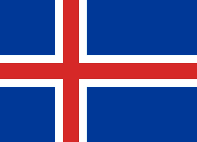 Iceland Flag Free Pictures of National Country Flags