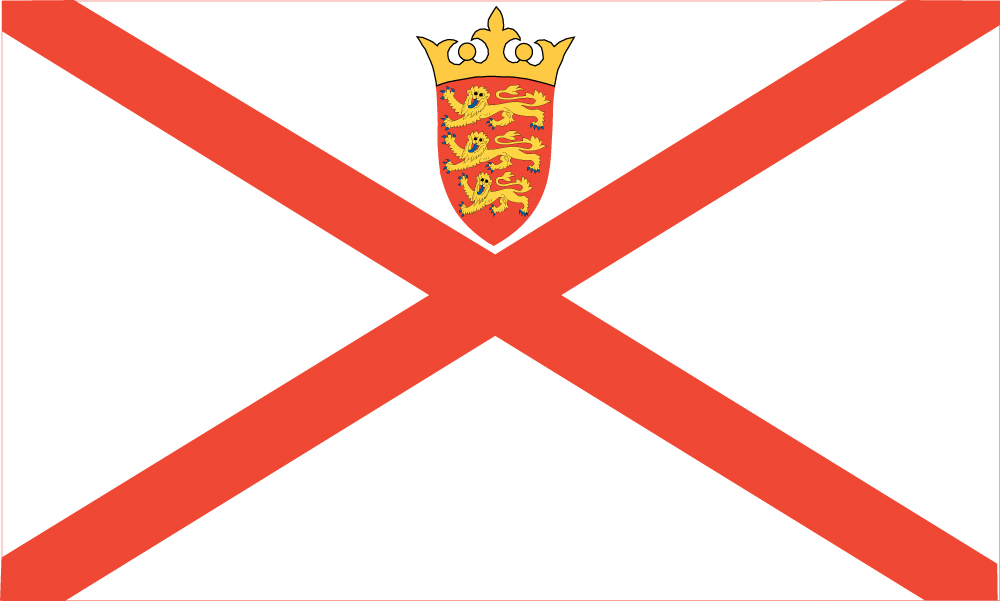 File:Flag of Jersey.svg Wikimedia Commons