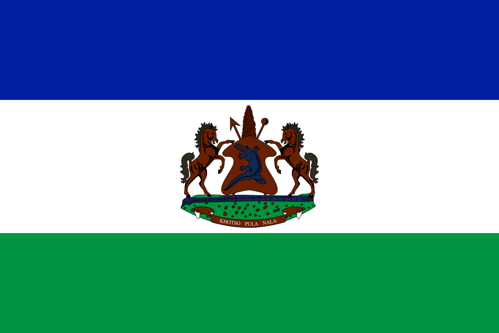 Flag of Lesotho Wikipedia