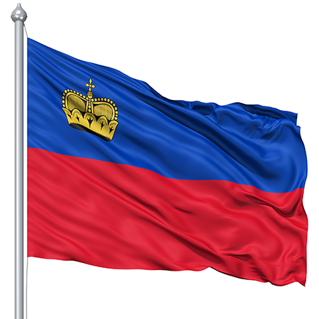 Flag of Liechtenstein, Liechtenstein Flag