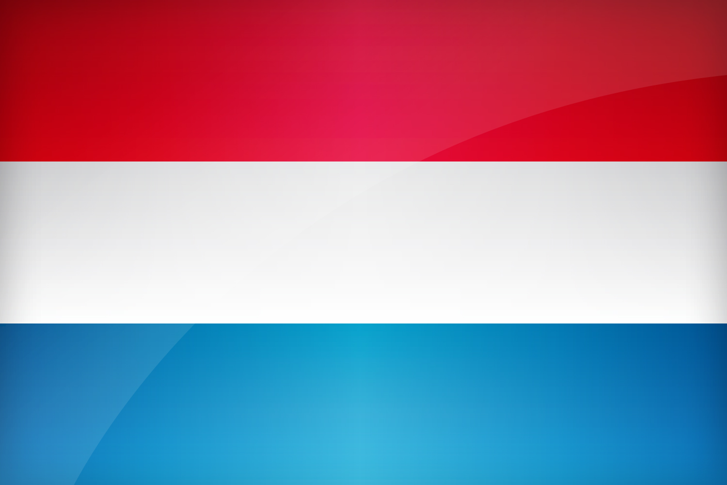 Luxembourg Flag and Description