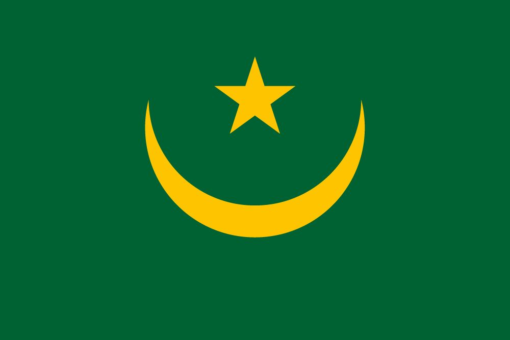 Mauritania Flags and Symbols and National Anthem