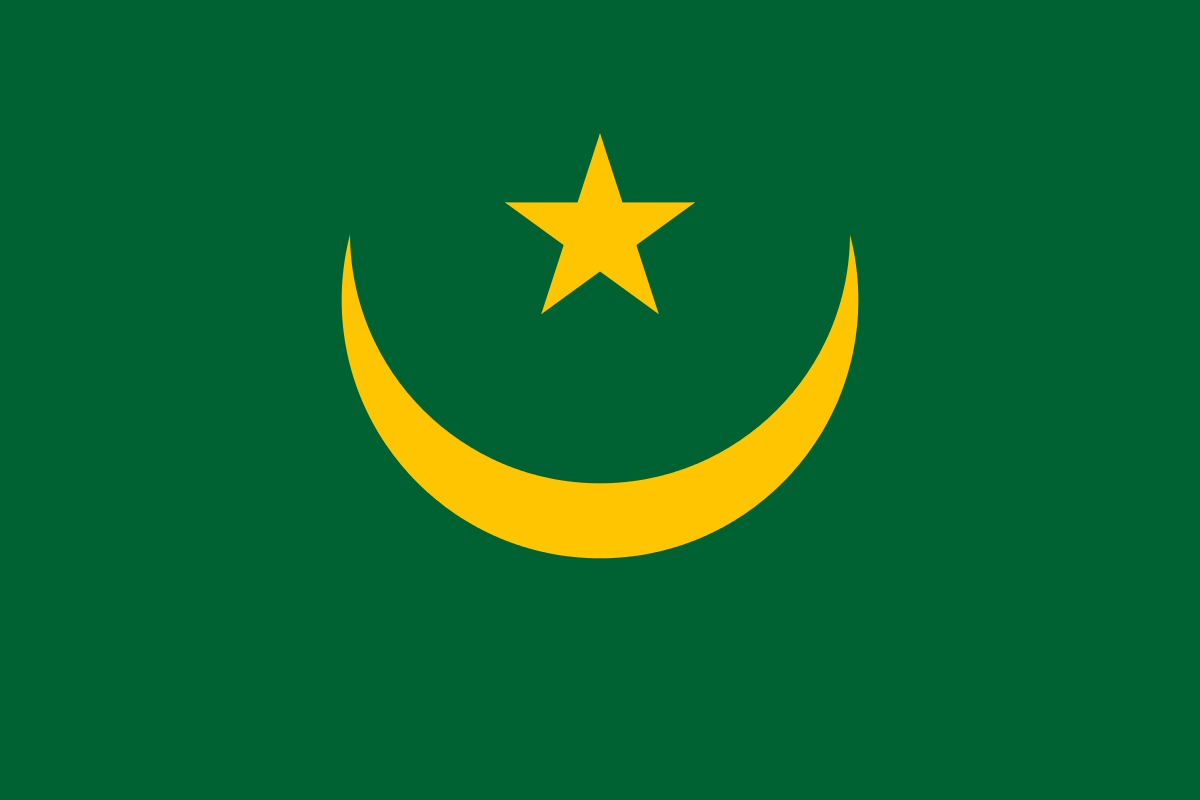Flag of Mauritania Wikipedia