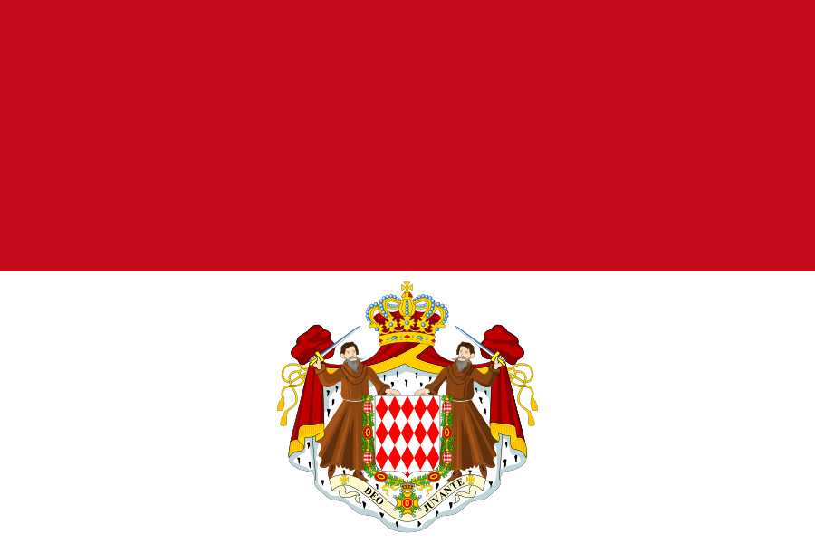 Monaco Flag colors meaning history of Monaco Flag