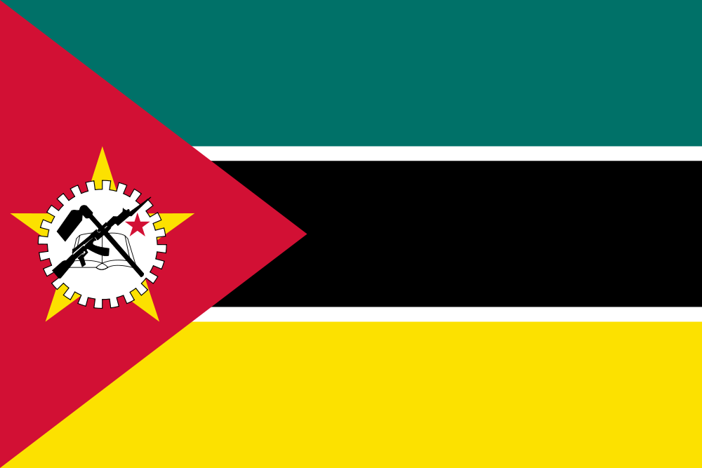 Mozambique Flag and Description
