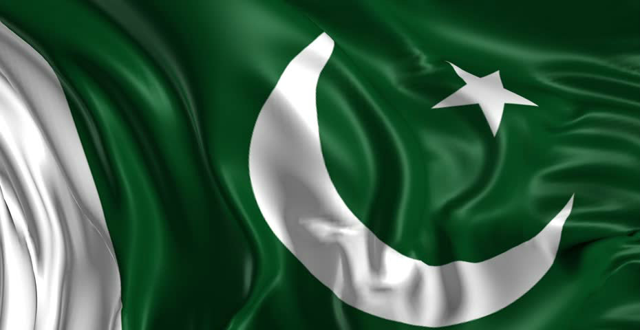 Pakistan's Flag EnchantedLearning.com