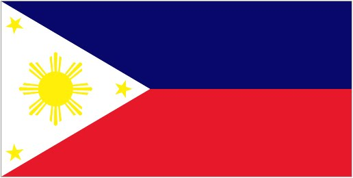 Philippines Flag colors meaning of Philippines Flag