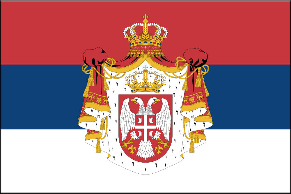 File:Flag of Serbia.svg Wikimedia Commons