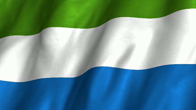 Sierra Leone Flag colors meaning history of Sierra Leone Flag