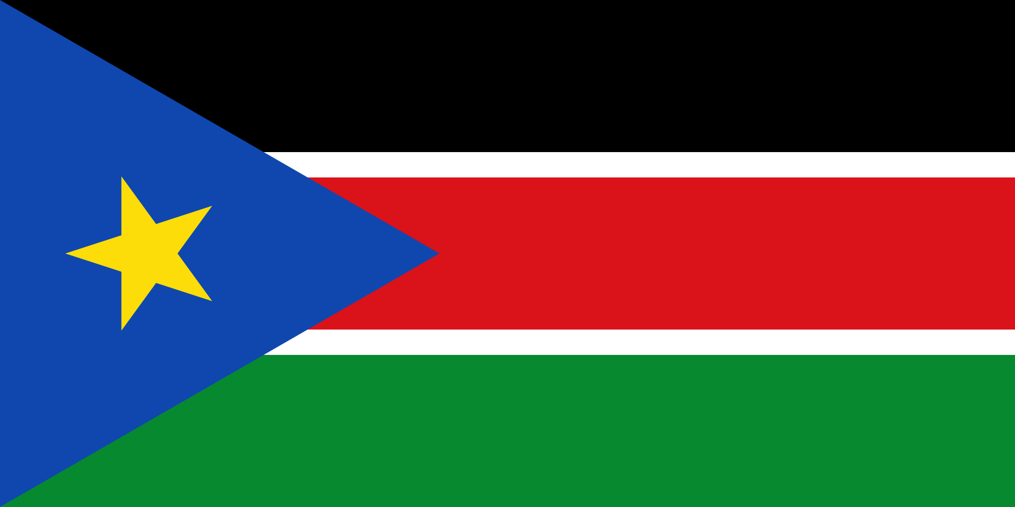 South Sudan Flag ThingLink
