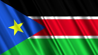 South Sudan Flag, Flag of South Sudan