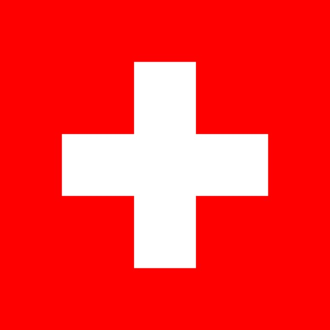 Switzerland Outdoor Flag Pricing