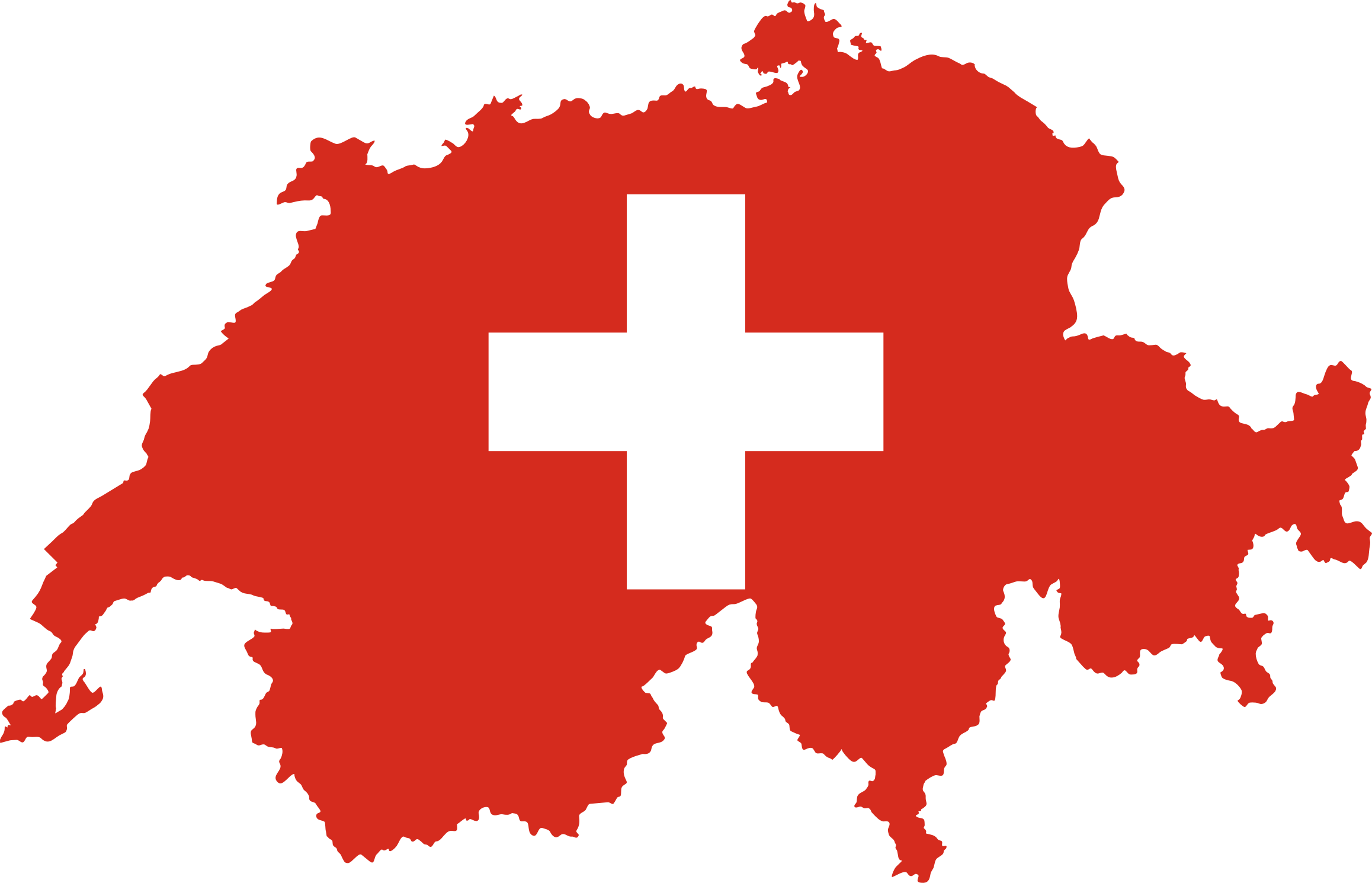 Swiss Flags (Switzerland) from The World Flag Database