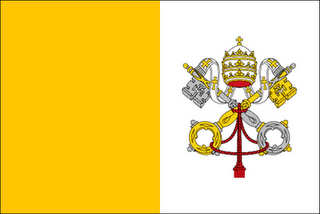 Vatican City Flag, Holy See Flag