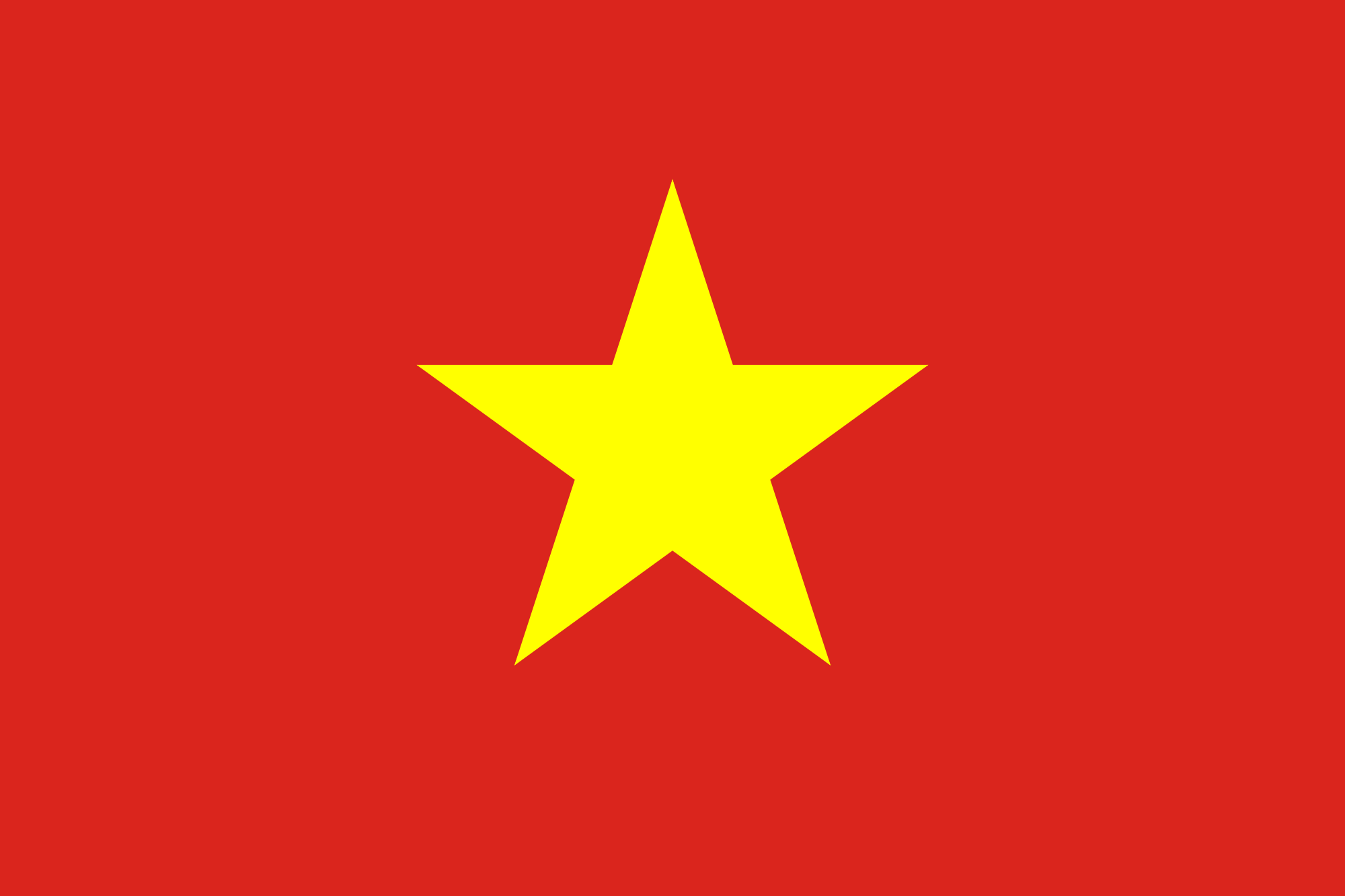 Vietnam Flag and Description